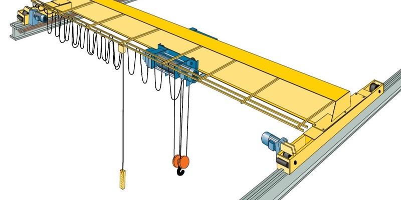 конструкции мостовых кранов