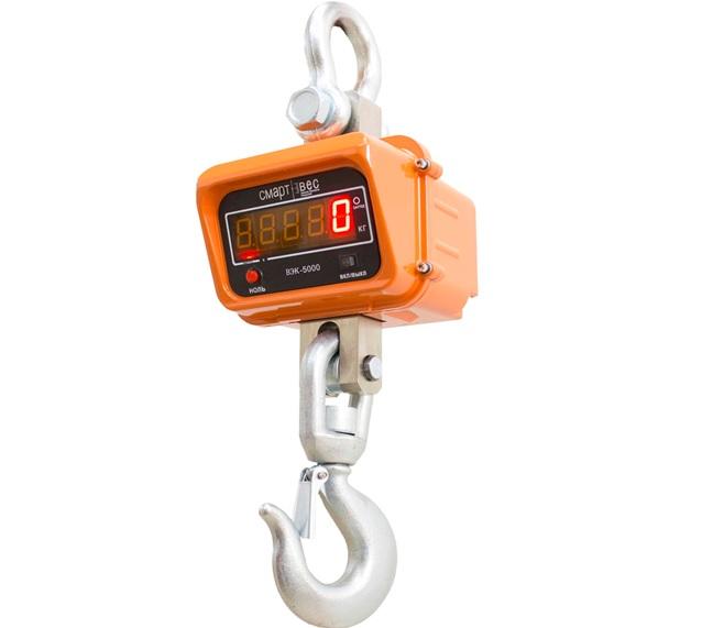 Электронные крановые весы ВЭК/3-3000 360, ВЭК/3-5000 360, ВЭК/3-10000 360, ВЭК/3-15000 360