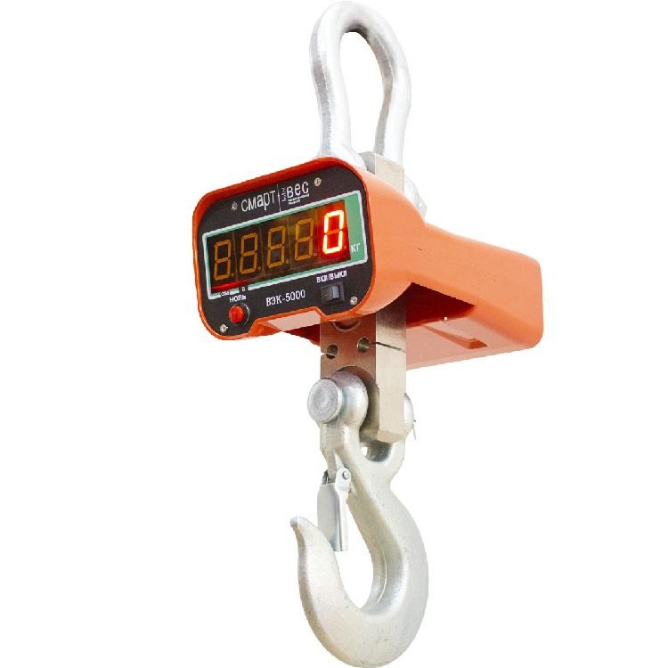 Электронные крановые весы ВЭК/7-3000 Лайт, ВЭК/7-5000 Лайт, ВЭК/7-10000 Лайт